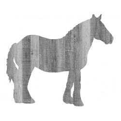 CHEVAL DE TRAIT 02 BIS